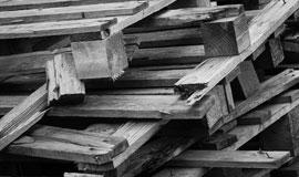 création de mobilier en bois de palettes