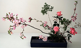 art floral japonais | Ikébana