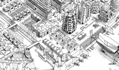 architectures dessinées