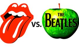 Starcover Rolling Stones vs The Beatles