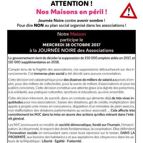 FRMJC - Tract Journée Noire 18 octobre - 470