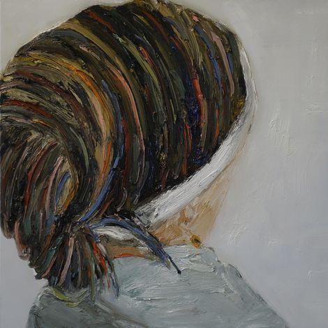 Kopf XXI, 2007, Öl auf Leinwand, 80 x 100 cm_300_470470