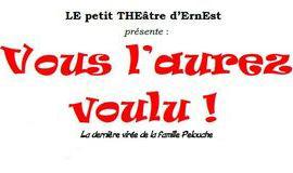 Le petit théâtre d'Ernest