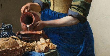 Johannes_Vermeer_-_Het_melkmeisje_-_Google_Art_Project-870300